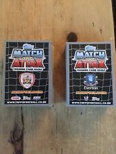 Match Attax cien 2011-2012 tarjetas comerciales Premier League