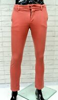 Pantalone CLOSED Cargo Uomo Taglia Size 44 Jeans Pants Trousers Man Slim Skinny