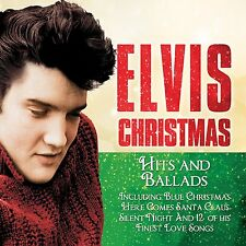 ELVIS CHRISTMAS NEW CD 24 CHRISTMAS HITS GREATEST HITS BEST OF ELVIS PRESLEY