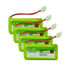 4pcs Cordless Home phone Battery for BT184342 BT284342 3101 NiMH AAA*2 800mAh