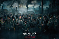 Assassin Creed - Syndicate POSTER 61x91cm NEW * Evie Jacob Frye