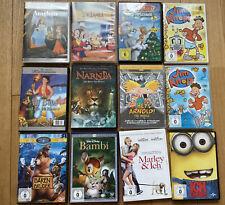 DVD Sammlung Kinder Filme