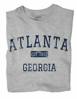 Atlanta Georgia GA T-Shirt EST