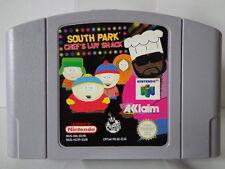 N64 Spiel - South Park Chef´s Luv Shack (PAL) (Modul)