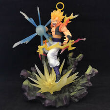 Dragon Ball Z Gogeta Action Figure Fighting  Super Saiyan Gogeta PVC figure Toy