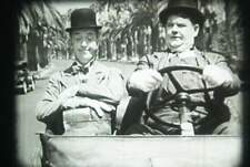 16MM FILM - BUSY BODIES - LAUREL AND HARDY - 1933