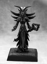 ALICAVNISS VONNARC - PATHFINDER REAPER miniature rpg jdr elf noir dark 60120