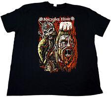 MACHINE HEAD This Is Not A Game T-shirt Machinehead Heavy Metal Tee 3XL New