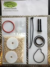 Audi Allroad Air Suspension Compressor Pump Seal & Air Dryer Repair Kit