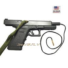 New Bore Snake Cleaner Gun cleaning kit Ruger GLOCK .38 .357 .380 CAL 9MM Pistol