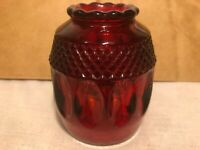 Westmoreland Glass Fairy Lamp SHADE ONLY, Pattern WF-38