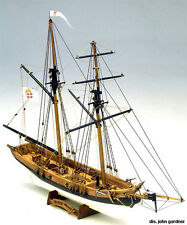 MAMOLI BLACK PRINCE wood ship model kit