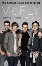 McFly - Unsaid Things...Our Story-Tom Fletcher, Danny Jones, H ..9780552168540