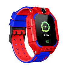 LBS Tracker Smart Watch 1.44'' Touch Screen Camera SOS Call Red Vietnamese