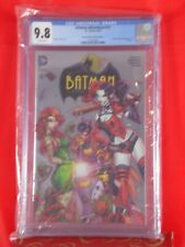 DC Comics CONVENTION Batman Adventures #12 CGC 9.8 MEYERS VARIANT FOIL COVER