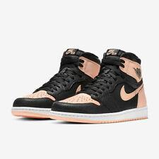 Nike YOUTH Air Jordan 1 Retro High GS CRIMSON TINT SIZE 6.5Y, FITS WOMEN'S 8 NEW
