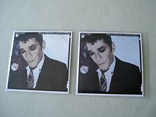 IAN DURY job lot of 2 promo CDs Sex & Drugs & Rock & Roll (2007 Digital EP)