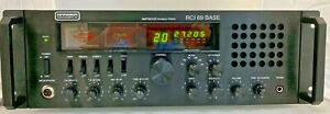 Ranger RCI-69 Base AM/FM/SSB/CW Station 10 Meter Amateur Radio AM/FM/SSB/CW