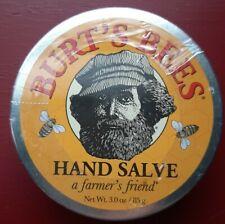 Burt's Bees Farmer's Friend Hand Salve 3 oz All Purpose, Soften Hands