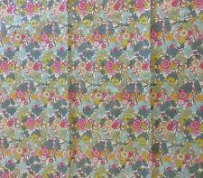 Liberty Floral Quilting Craft Fabrics