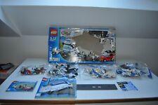 LEGO CITY 7288 boite neuve sachet jamais ouvert boite et notice boite mauvais ét