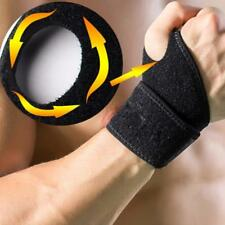 Sports Wrist Hand Palm Support Breathable Thumb Gloves Splint Brace Wrap YD