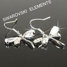 Unbranded Hook Round White Gold Filled Costume Earrings