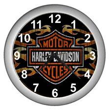 Hot Harley Davidson Edition Motorcycle logo Wall Clock