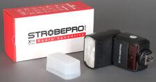 Strobepro X35 Godox TT350F  FUJI Fujifilm TTL Bounce flash w/Diffuser Good shape