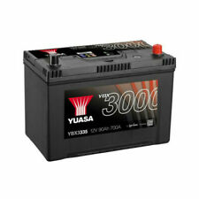 Yuasa Ybx3335 12V 90Ah 700A Batterie Etanché - Noir