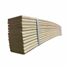 Replacement Bed Slats – 3ft,4ft6 Double,5ft King Sprung Wooden Bed Slats 63mm