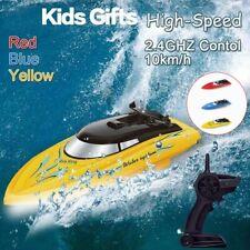 2.4G RC Racing Barco Sin Escobillas Control Remoto Electrónico Alta Velocidad Adulto K Nice