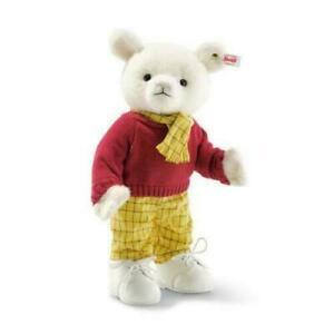 Steiff 690587 100th Anniversary Rupert Bear Musical Limited Edition