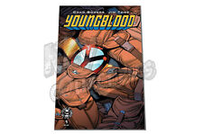 Youngblood #1 POUCHES VARIANT Image Limited To 500  RARE