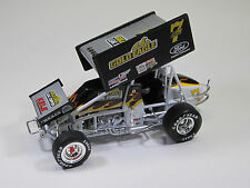 Jeff Swindell #7TW Gold Eagle 1:25 GMP World of Outlaws Winged Sprint Car