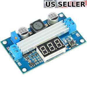 FP5139 100W DC Boost Step-up Adjustable Voltage Power Converter LED Voltmeter