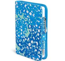 Vera Bradley B.B. Journal in Blooms Blue Notebook with Pen 15529 564 BC
