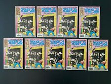 Lot of (9) New Kids on the Block 1990 Chillin #1 Harvey Comics