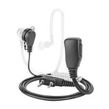 Radio Earpiece Earphone Headset Mic For Kenwood Baofeng BF-888s Two-way Radio