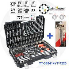 73733227836 YATO Vehicle Sockets and Socket Sets for sale