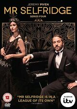 Mr Selfridge Complete Series 4 DVD All Episodes Fourth Season Original UK Rel R2