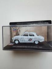 1/43 SIMCA ARONDE ELYSEE DES RECORDS 1957