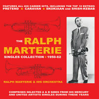 Ralph Marterie - Singles Collection 1950-62 [New CD]