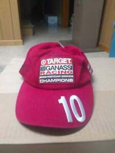Chip Ganassi Racing 2003 Indy Car Series Champions #10 Target adjustable hat
