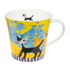 GOEBEL - ROSINA WACHTMEISTER- CAT MUG - Sole spendente