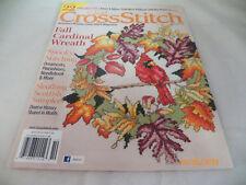 Just CrossStitch magazine Oct 2018 issue.  New