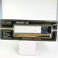 K-Line Union Pacific CLASSIC Flat Car K-699410, O Scale