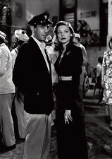 Humphrey Bogart Lauren Bacall To Have e Avere Non POSTER DI BW