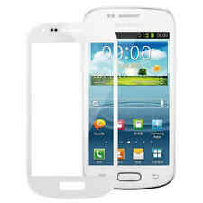 Glass Slide Display Screen Touch for Samsung Galaxy s4 Mini i9190 White