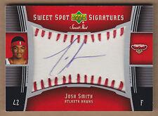 04-05 2004-05 Sweet Shot Sweet Spot Signatures Josh Smith Auto RC Autograph